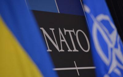 Ukraine & NATO view from International Relations