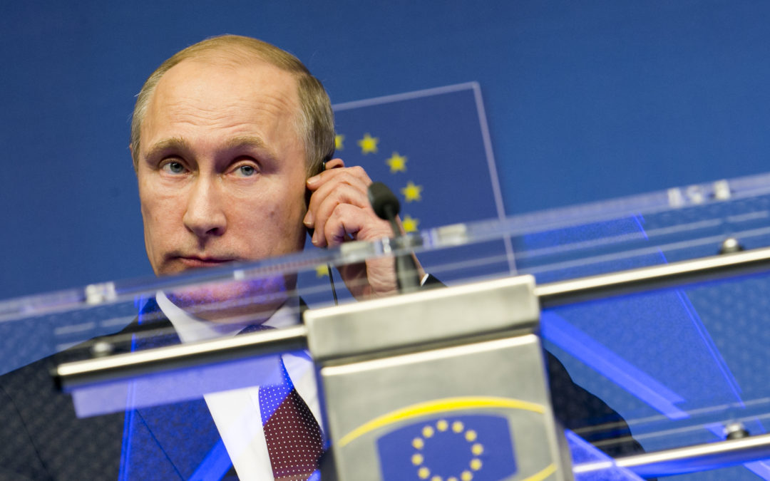 The Russian strategy in the Euro-Atlantic Environment