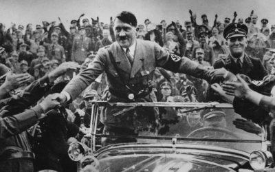 Jaké argumenty měl Hitler pro své imperialistické ambice?