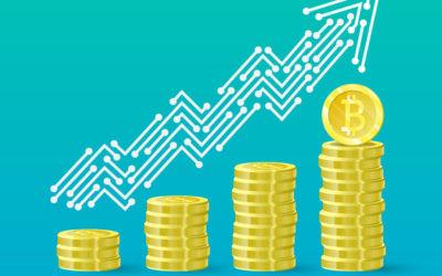 Bitcoin futures: Institucionální produkty objemově vzkvétají