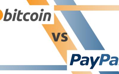 Bitcoin překonal Paypal v ročním objemu